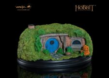 WETA: The Hobbit - 26 Gandalf´s Cutting
