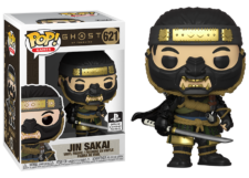 Funko Pop! Ghost of Tsushima: Jun Sakai #621