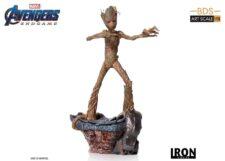 Iron Studios: Endgame Groot