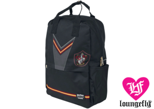 Loungefly: Harry Potter Gryffindor Suit Square Backpack