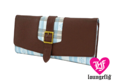 Loungefly: Harry Potter Hogwarts Plaid Wallet