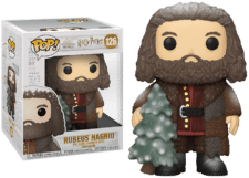 Funko Pop! Harry Potter: Holiday Hagrid #126