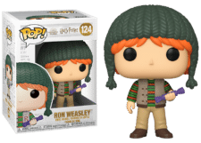 Funko Pop! Harry Potter: Holiday Ron #124