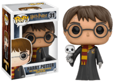 Funko Pop! Harry Potter: Harry with Hedwig #31