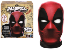 Hasbro: Interactive Deadpool Head