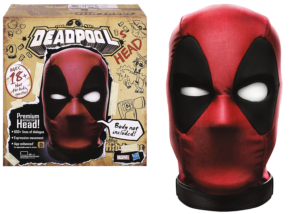 Hasbro: Interactive Deadpool Head