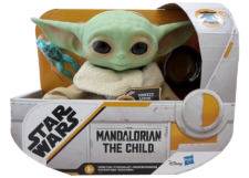 The Mandalorian: The Child Talking Plush (19cm)