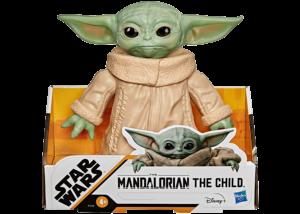 The Mandalorian: The Child Action Figure (16cm)