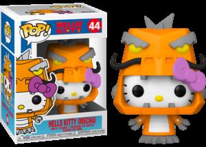 Funko Pop! Hello Kitty: Mecha Kaiju #44