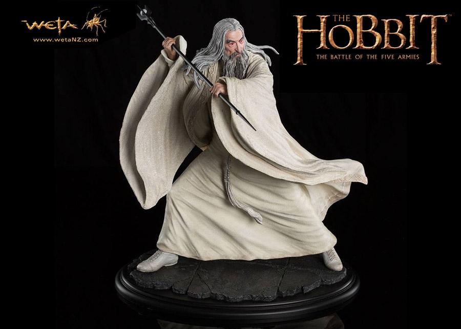 WETA: Saruman the White at Dol Guldur