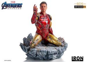 Iron Studios: Endgame I Am Iron Man