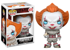 Funko Pop! IT: Pennywise with Boat #472