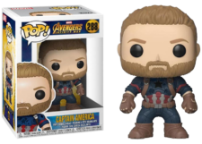 Funko Pop! Avengers Infinity War: Captain America #288
