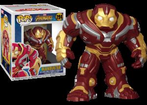 Funko Pop! Avengers Infinity War: Hulkbuster #294