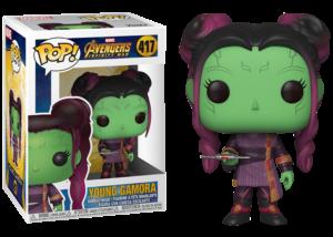 Funko Pop! Avengers Infinity War: Young Gamora #417