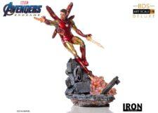 Iron Studios: Endgame Iron Man LXXXV Deluxe