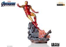 Iron Studios: Endgame Iron Man MK LXXXV