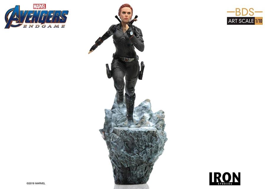 Iron Studios: Endgame Black Widow