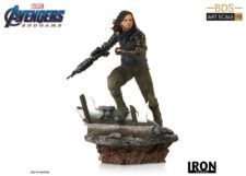 Iron Studios: Endgame Winter Soldier