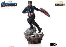 Iron Studios: Endgame Captain America
