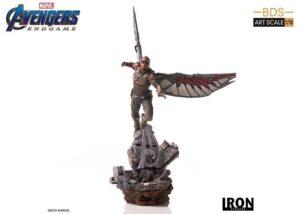 Iron Studios: Endgame Falcon