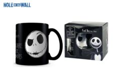 Mug: Nightmare before Christmas - Jack Foil