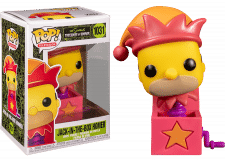 Funko Pop! The Simpsons: Homer Jack-In-The-Box