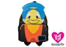 Loungefly: Pinocchio Jiminy Cricket Mini Backpack