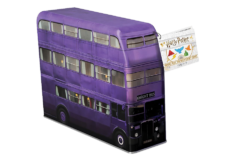 Harry Potter: Knight Bus Tin with Magical Sweets