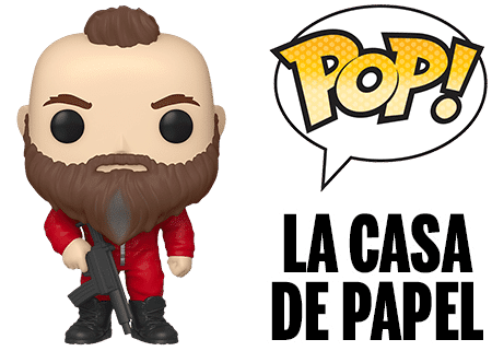 Funko Pop La Casa de Papel Moneyheist