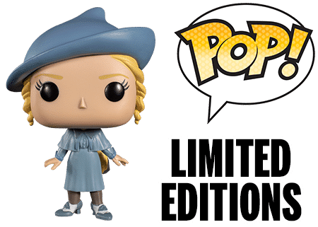 Funko Pop Limited Edition