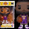 Funko Pop! NBA: 10 Inch LeBron James (purple jersey) #98
