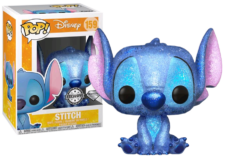 Funko Pop! Lilo and Stitch: Stitch (DGLT) #159