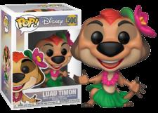 Funko Pop! The Lion King: Luau Timon #500