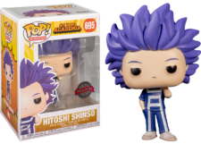 Funko Pop! My Hero Academia: Hitoshi Shinso #695