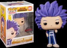 Funko Pop! My Hero Academia: Hitoshi Shinso #695