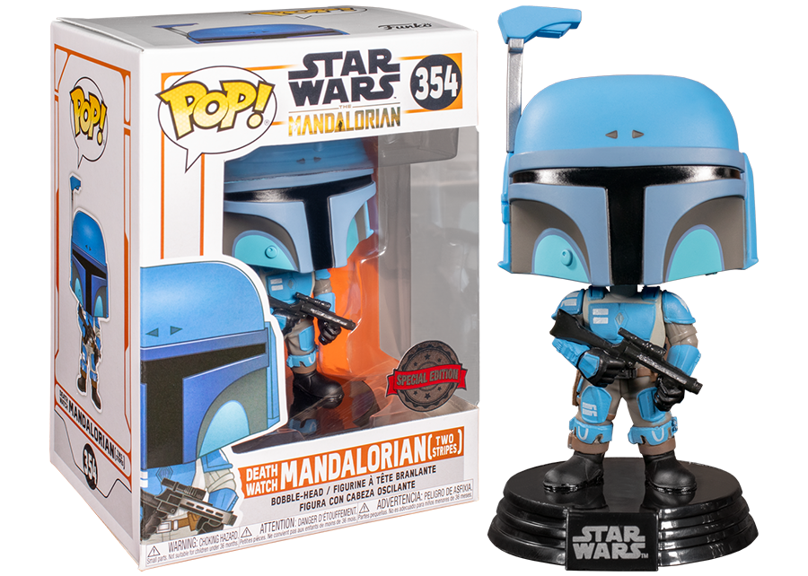 Funko Pop! The Mandalorian: Death Watch #354