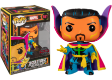 Funko Pop! Marvel Blacklight: Doctor Strange #651