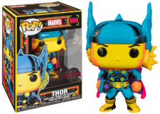 Funko Pop! Marvel Blacklight: Thor #650