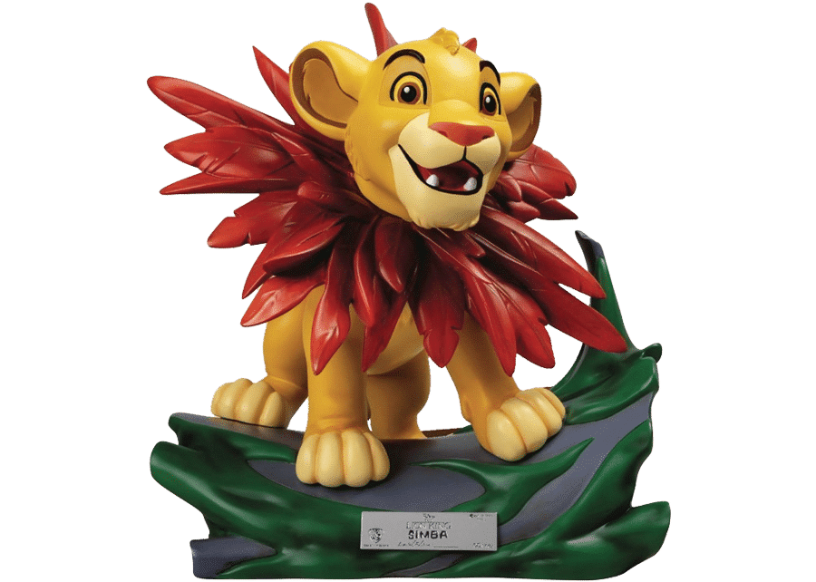 Beast Kingdom Master Craft Simba