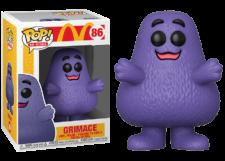 Funko Pop! McDonald's: Grimace #86