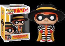 Funko Pop! McDonald's: Hamburglar #87