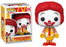 Funko Pop! McDonalds: Ronald McDonald #85