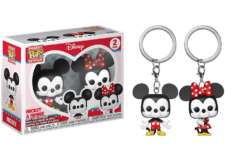 Funko Pocket Pop! Mickey and Minnie Mouse