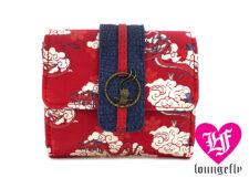 Loungefly: Mulan Mushu Cloud Wallet
