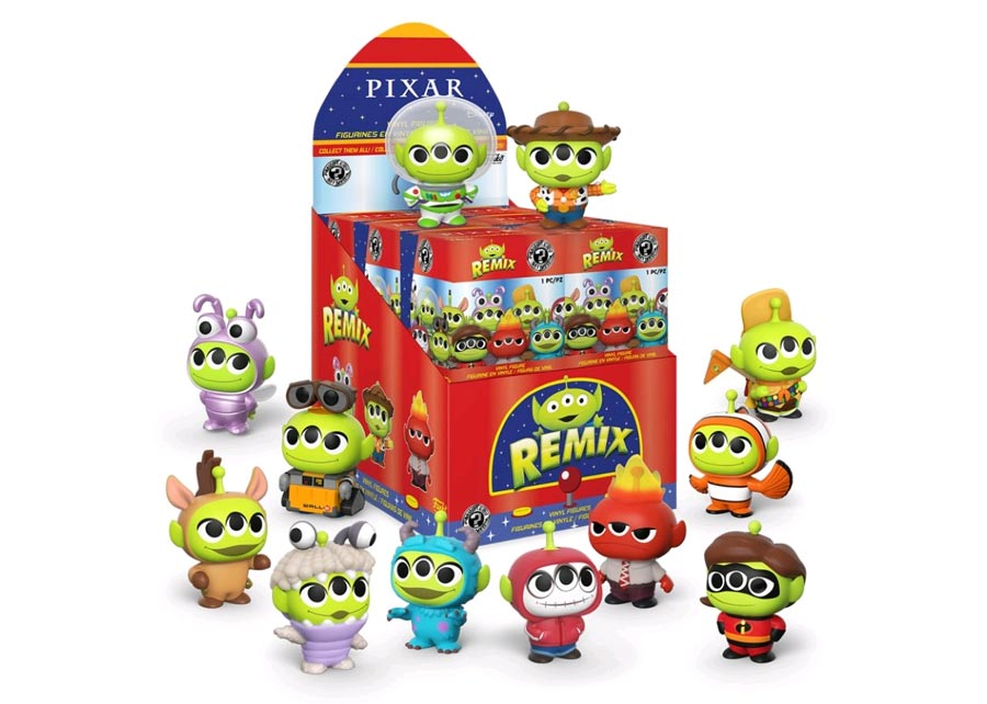 Funko Mystery Mini: Alien Remix