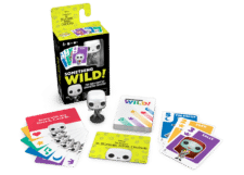 Funko Pop! NBC: Something Wild Card Game