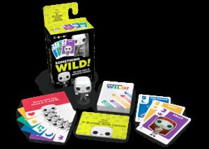Funko Pop! NBC: Something Wild Card Game