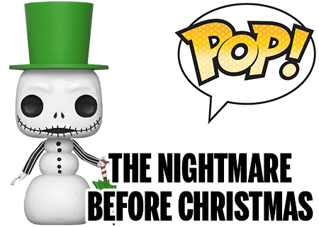 Funko Pop The Nightmare Before Christmas Jack Skellington