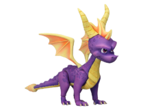 NECA: Spyro the Dragon Action Figure